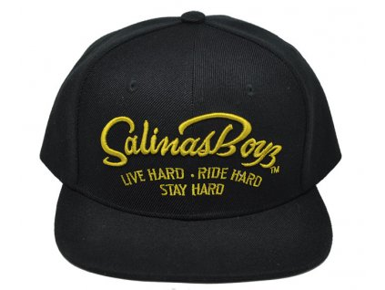 Salinas Boys  Salinas Boys Live Hard, Ride Hard, Stay Hard Cap