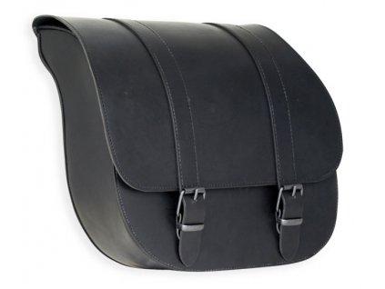 XXL jednostranný kožený batoh-Dyna