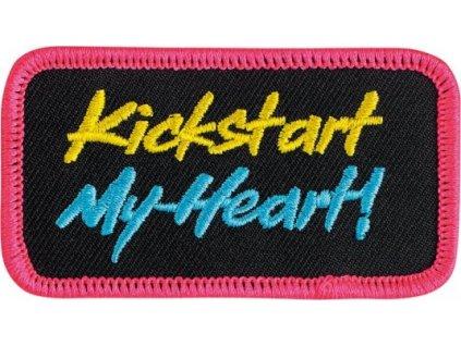 Nášivka, Kickstart My-Heart
