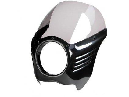 Originální přední maska s drážkami