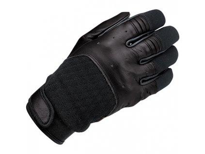 Rukavice Bantam Gloves Black Biltwell