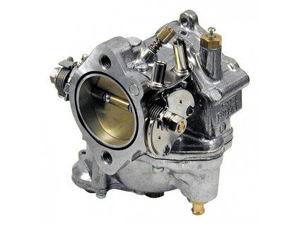 S&S  Super G Carburátor, Leštěný / Big Twin 84-92