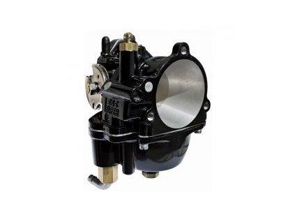 S&S  Super E Carburátor, Černý