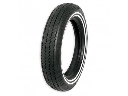 Klasická pneu MT90-16 74H E-240DW s dvojitou bílou linkou