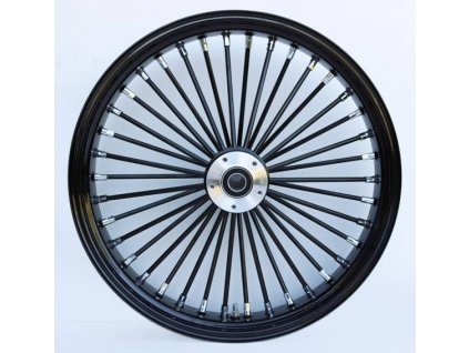 King Spoke Wheels 21X3.5 with CHROME NIPPLES