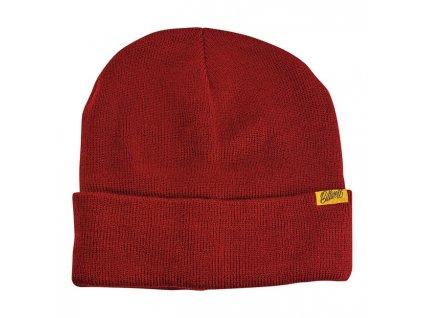 572389 biltwell kulich čepice zimní čepice červená barva www.twryder.cz