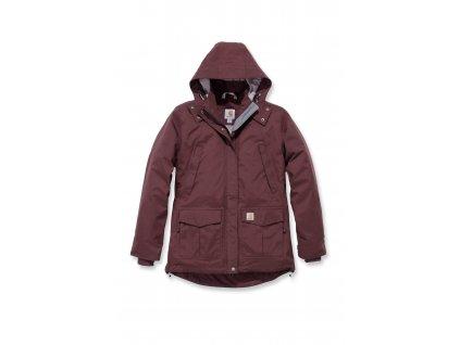 Dámská bunda Carhartt Shoreline Jacket (Velikost L)