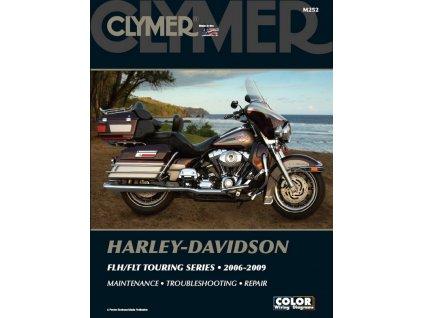 Servisní manuál v anglickém jazyce pro motocykly Harley-Davidson obsahuje vše od seznamu chybových kódů až po kompletní schémata zapojení. Od základní údržby po řešení problémů a dokončení generální opravy vašeho motocyklu. Jasně a srozumitelně vysvětleno a popsáno. Clymer manuál pro FLH/FLT Touring 2006-2009modely, to je 740 stránek se stovkami fotografií, kreseb a grafů. TW Ryder