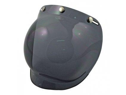 Zatmavený štít pro Bandit Jet přilby, vyrobeno z Polykarbonátu. TW Ryder