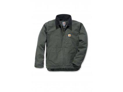 Bunda Carhartt zelená Full Swing Armstrong Jacket (Velikost L)