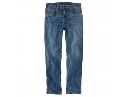 Jeans Carhartt Rugged Flex Relaxed Fit Low Rise 5-Pocket Tapered Jean (Velikost W30/L30)