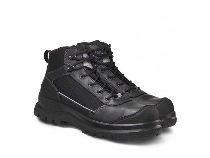 Pracovní obuv Carhartt Rugged Flex Reflective S3 Zip Safety Boot (Velikost 39)