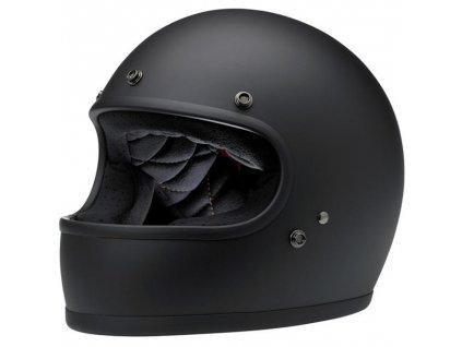 Gringo Helmet Flat Black