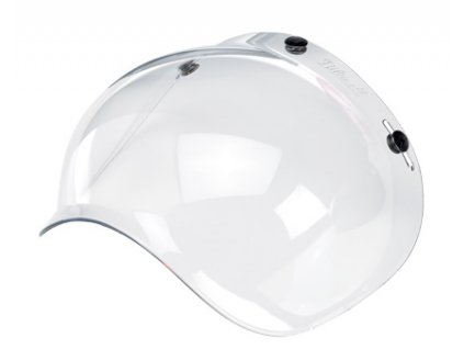 Bubble Plexi Biltwell Clear Anti Fog