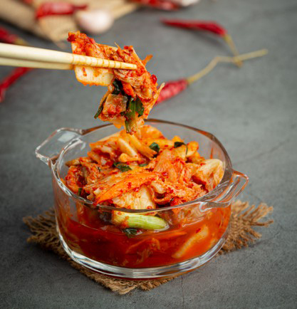Kimchi - Výjimečný salát plný vitamínů z Koreje