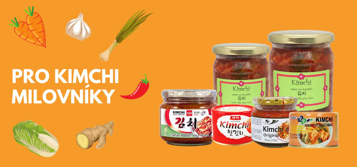 Nakladane kimchi