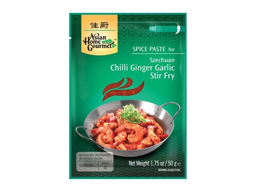 ahg sechuanke chilli zazvor stir fry 50g