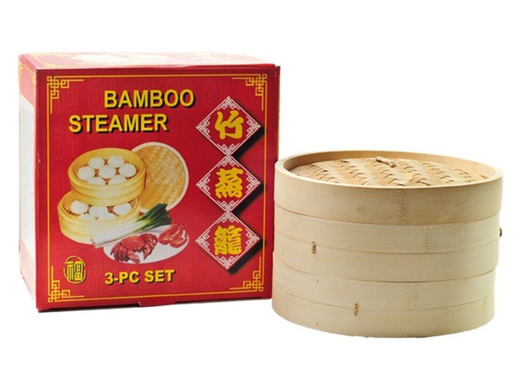 bambusovy parnik 25cm