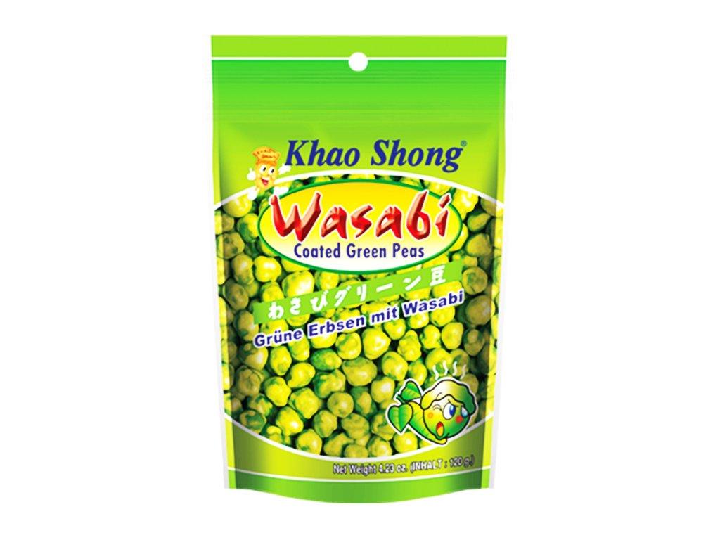 khao shong hrasek s prichuti wasabi 120g