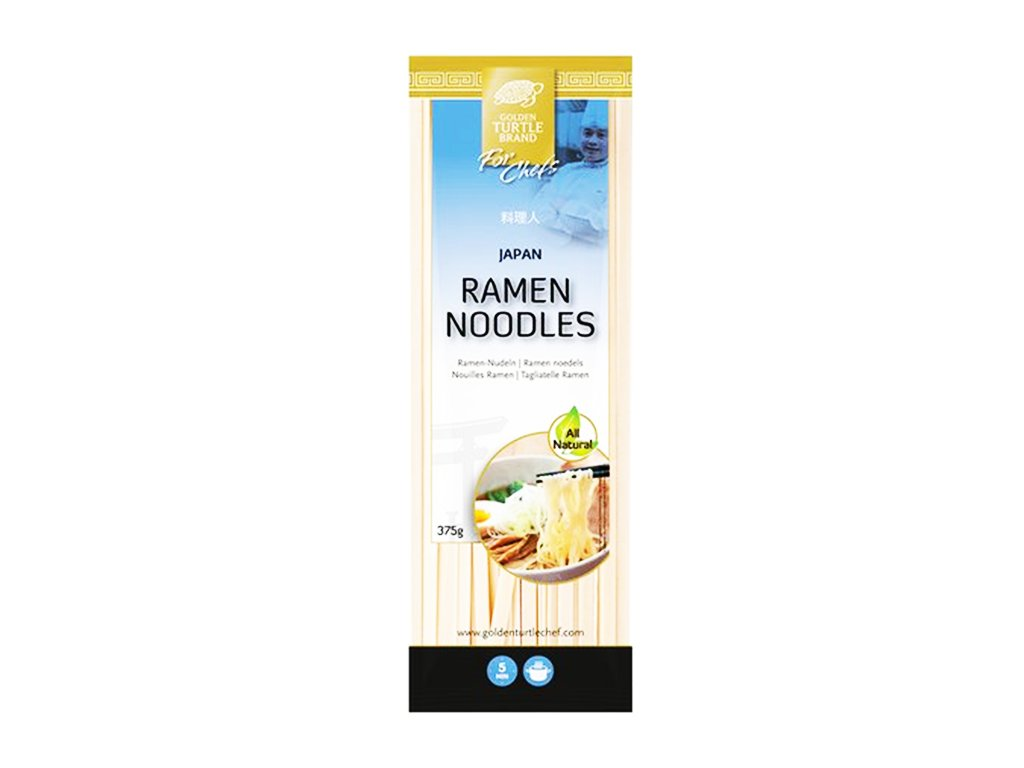 golden turtle chef ramen nudle 375g
