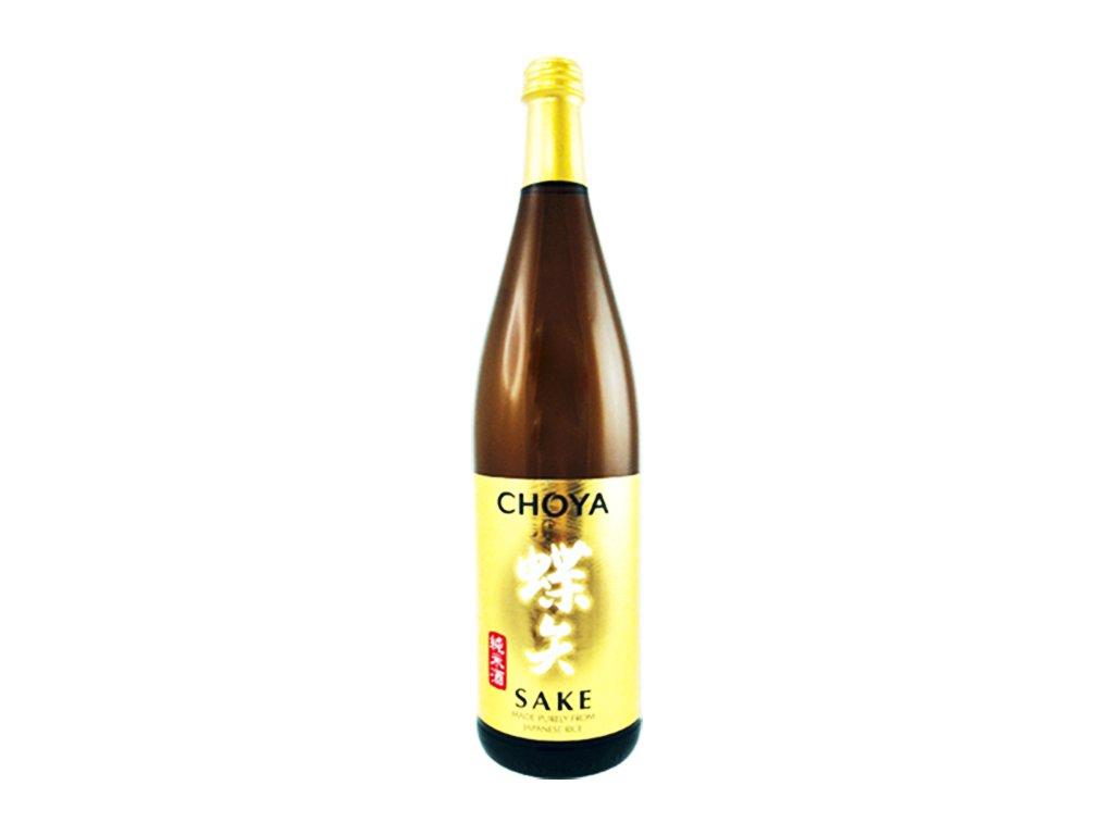 choya sake 750ml