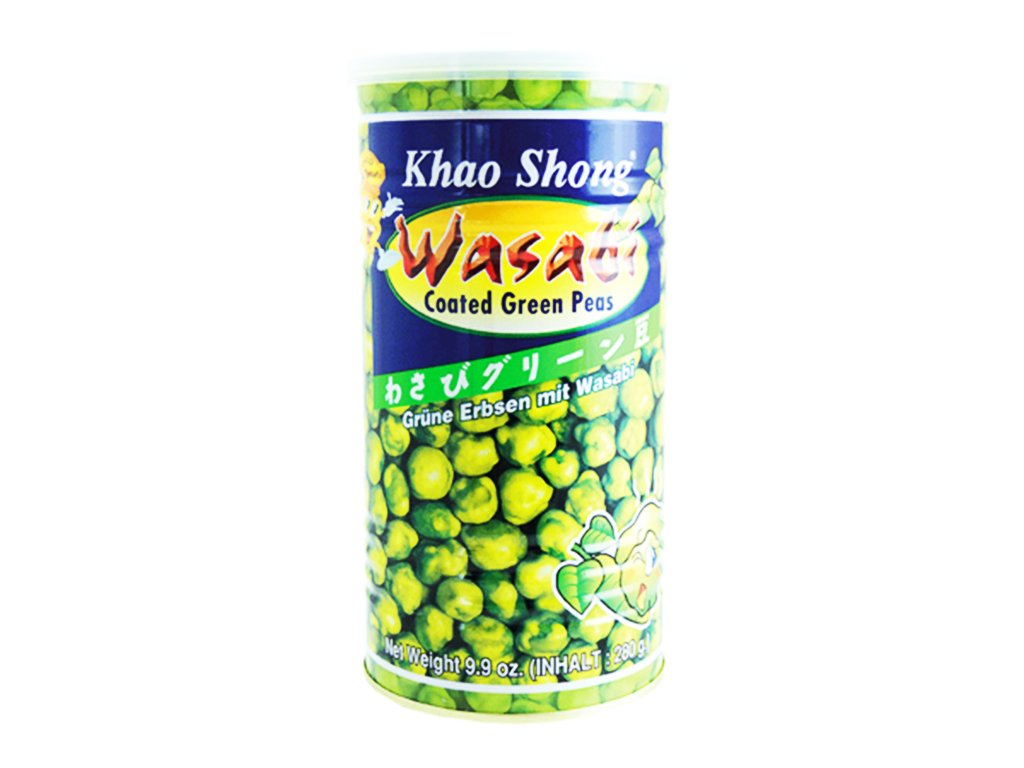 khao shong hrasek ve wasabi 280g