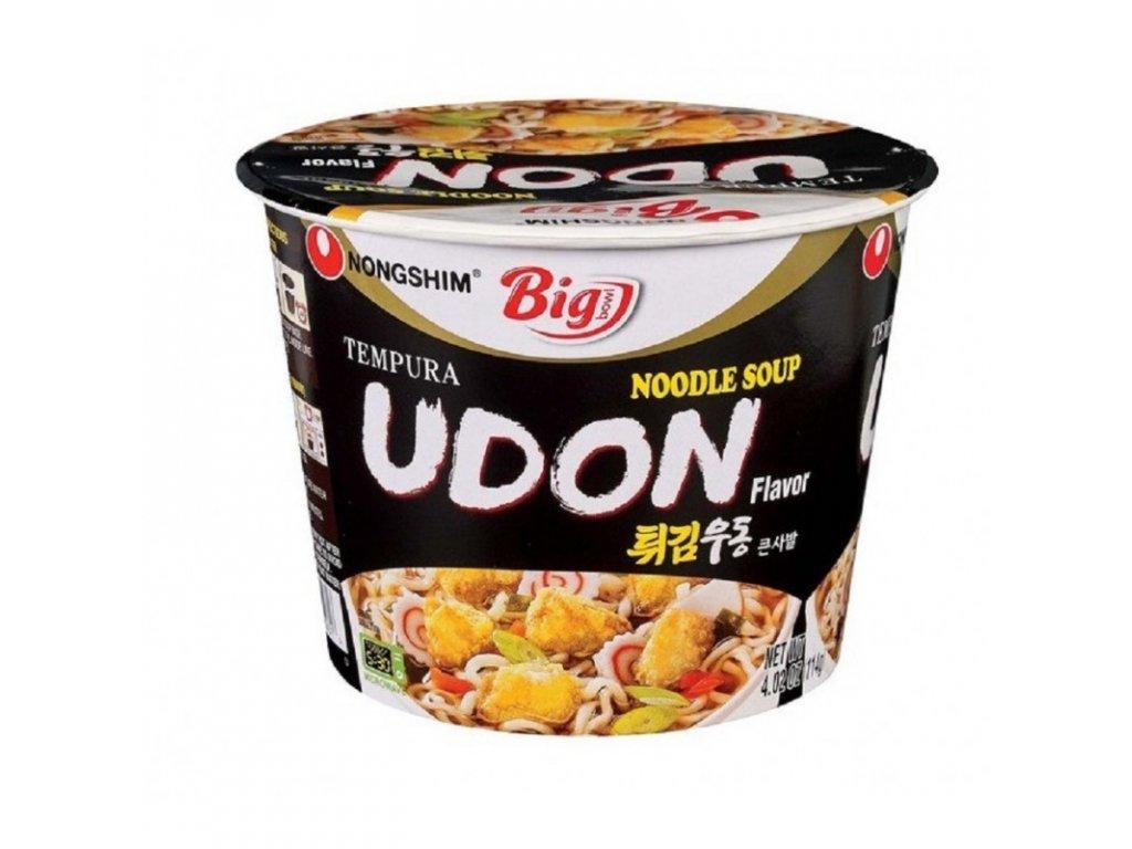 NongShim instantní nudlová polévka Udon Big Bowl 111g
