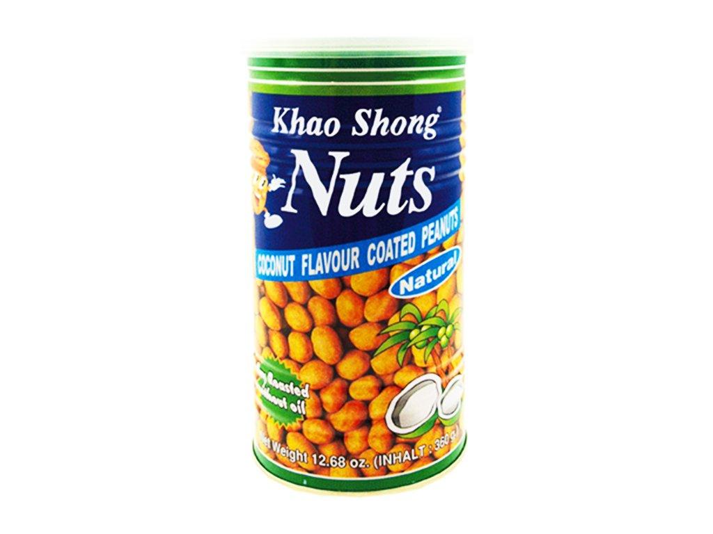 khao shong arasidy v testicku s kokosovou prichuti 360g
