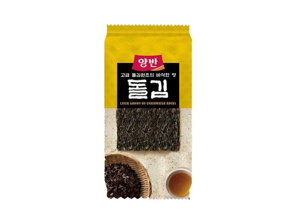 dongwon prazena morska rasa nori snack 3 5g