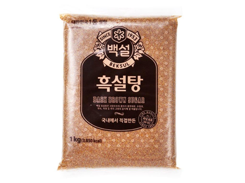 CJ hnedy cukr 1kg