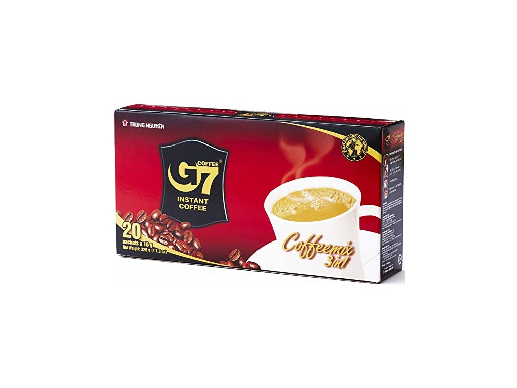 trung nguyen g7 3in1 kava