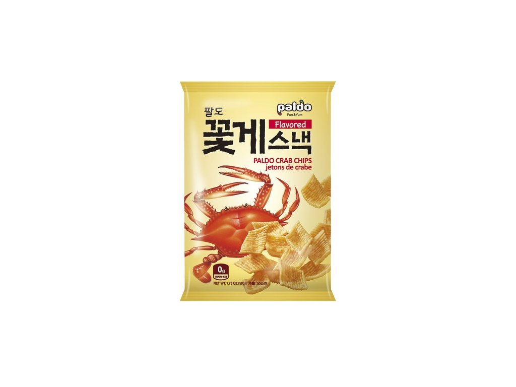 Paldo krabi snack 50g