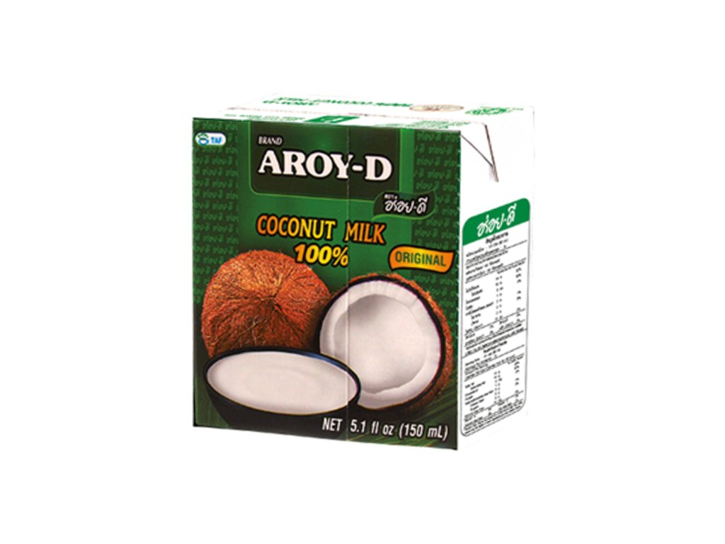 aroy d kokoslove mleko 150ml