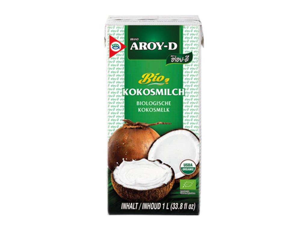 aroy d kokosove mleko bio 1l
