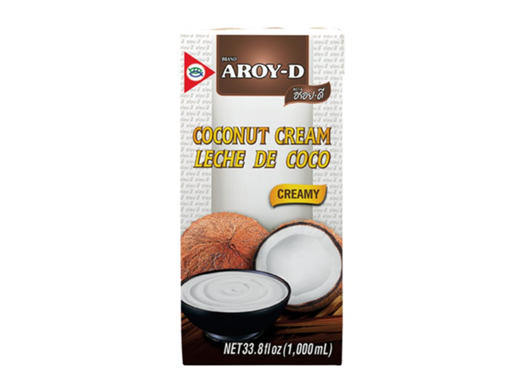 aroy d kokosovy krem 1L