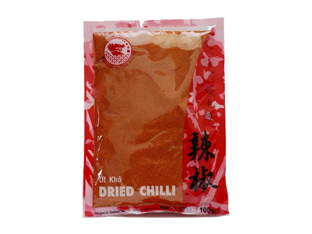 red dragon chilli mlete 100g