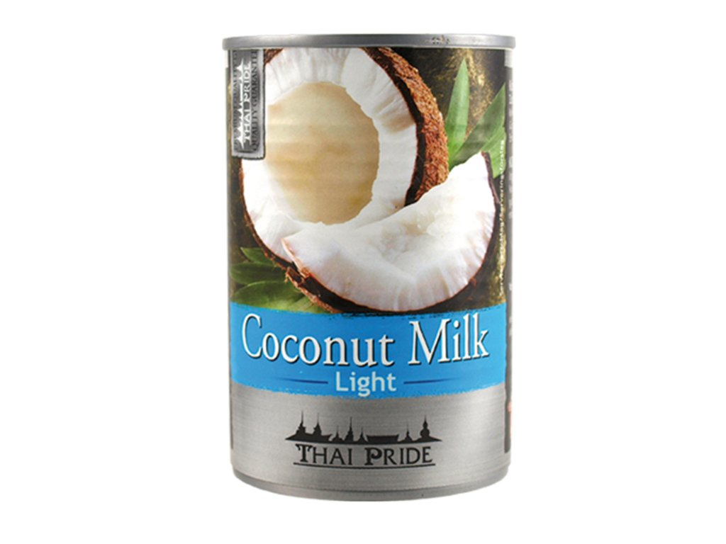 thai pride kokosove mleko light 400ml