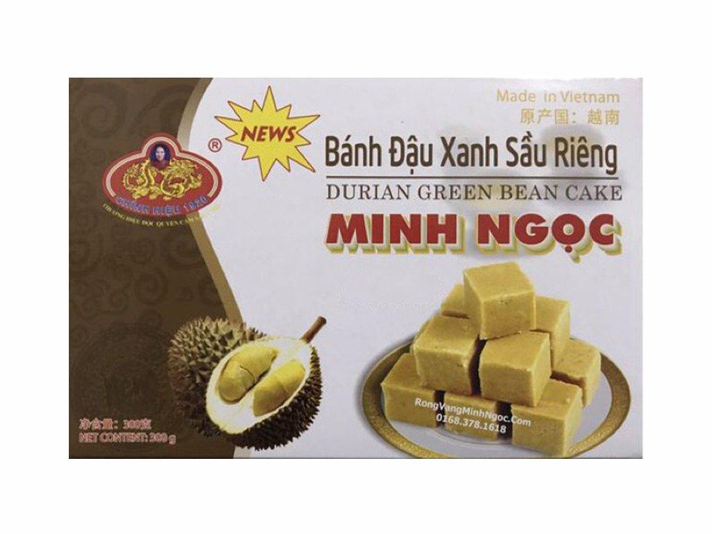 minh ngoc kostky fazolove s prichuti durianu 300g