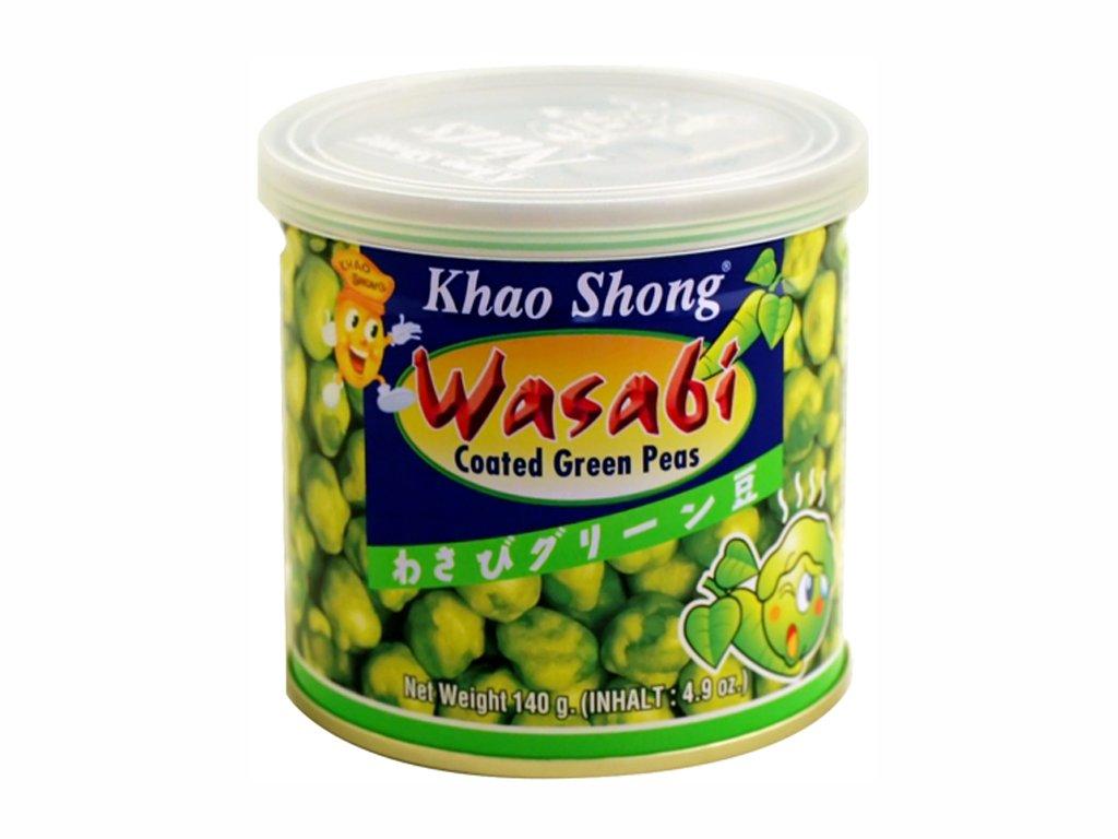 khao shong hrasek s prichuti wasabi 140g
