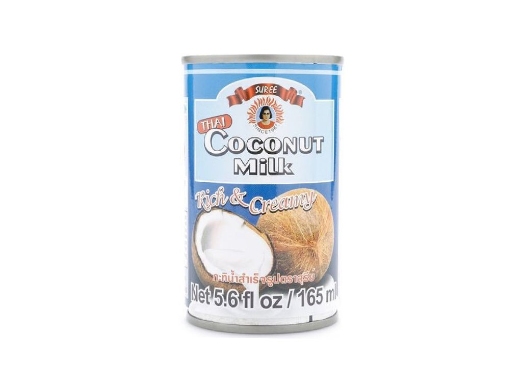 suree kokosove mleko 17 19 tuk 165ml