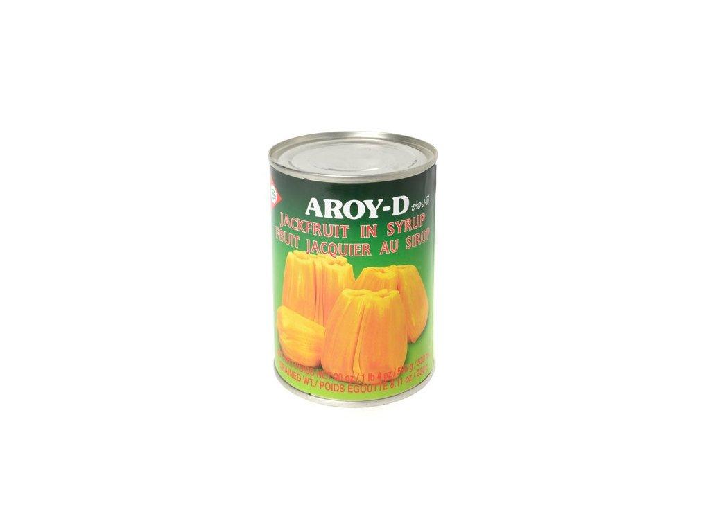 Aroy D kompot jackfruit v sirupu 565g