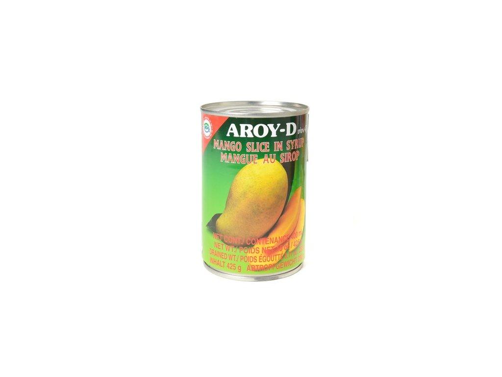 Aroy D kompot mango v sirupu 425g