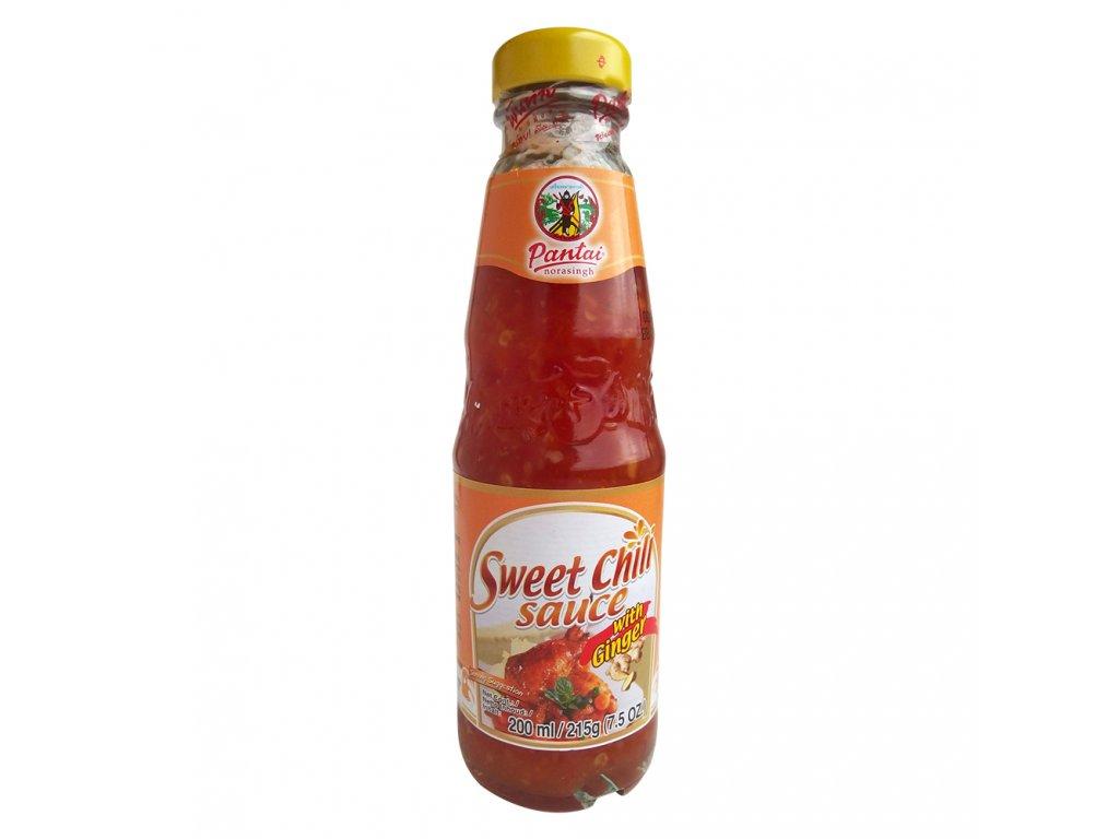 pantai omacka chilli sladka se zazvorem 200ml