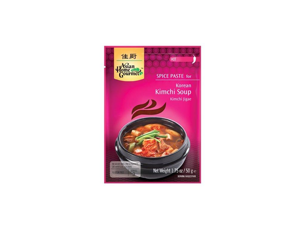 asian home gourmet pasta na korejskou polevku kimchi 50g