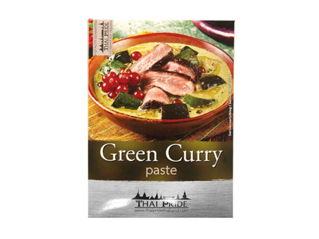 thai pride kari pasta zelena 50g