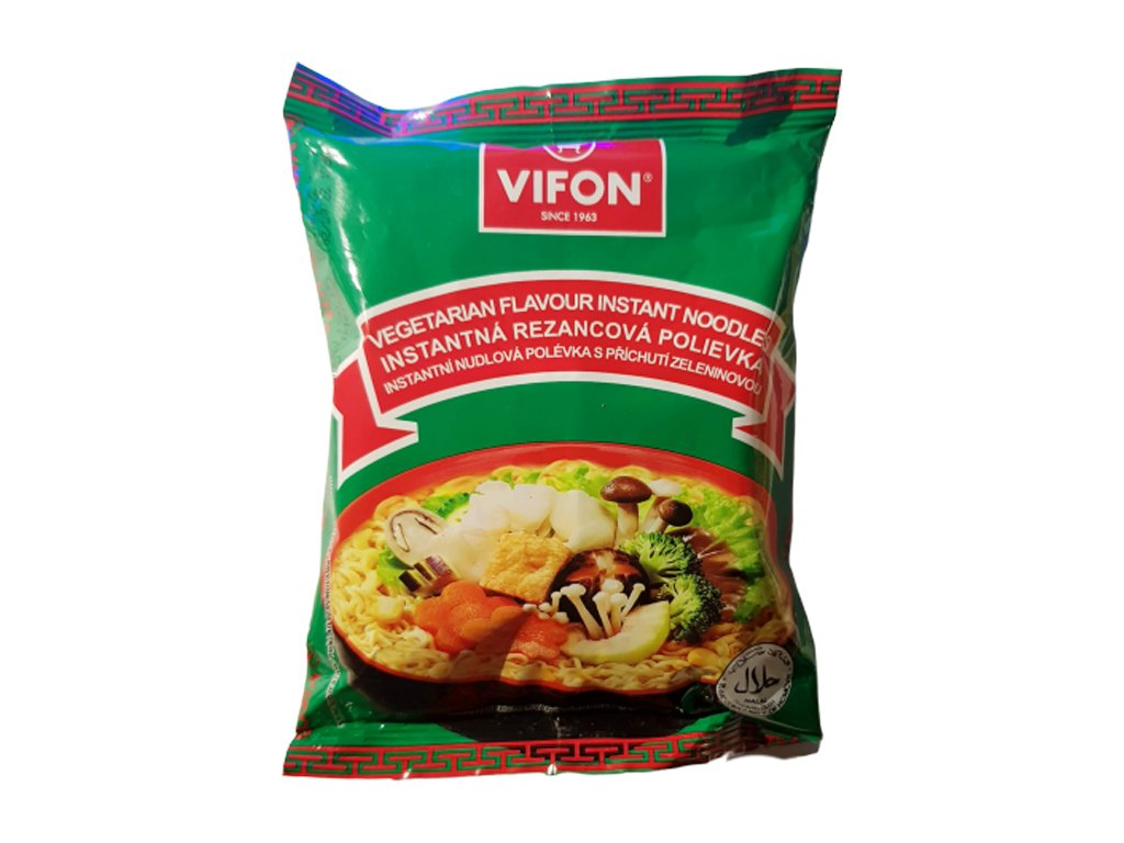 vifon instantni nudle s prichuti zeleninovou 60g