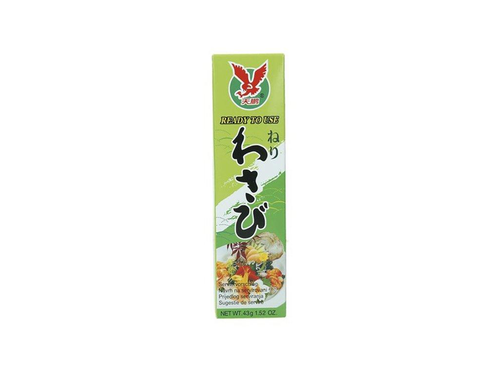 jhfoods wasabi pasta 43g