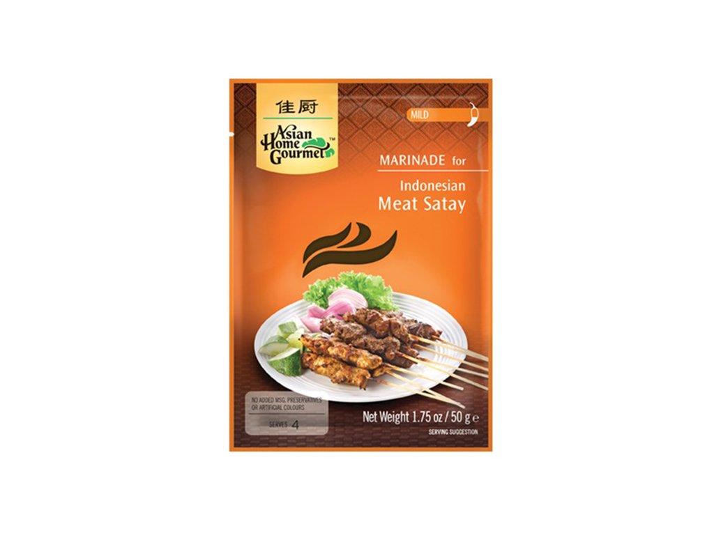 satay marinada asian home gourmet 50g