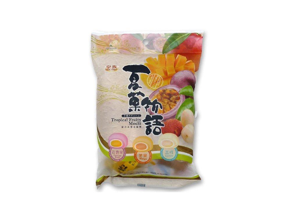 3071 royal family mochi ovoce mix 120g