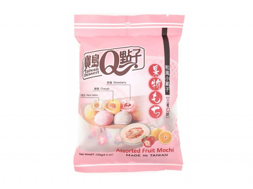 3065 q mochi tropicke ovoce mix 120